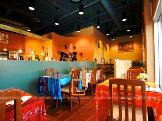 thiet ke nha hang thai lan noi that nao phu hop 2 533x400 - Thiết kế nhà hàng Thái Lan nội thất nào phù hợp ?