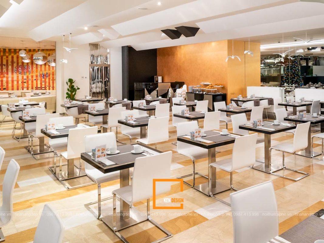 thiet ke noi that nha hang khach san can dam bao dieu gi 1 1067x800 - Thiết kế nội thất nhà hàng khách sạn cần đảm bảo điều gì?