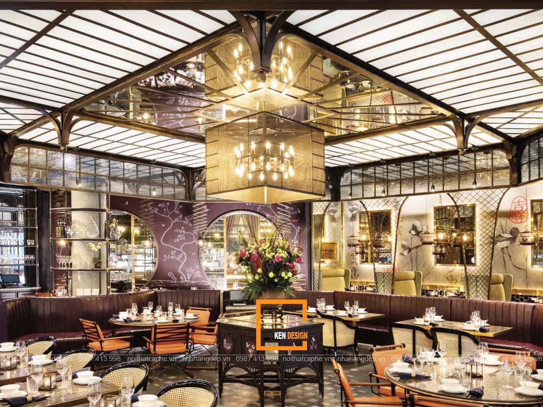 thiet ke noi that nha hang khach san can dam bao dieu gi 2 - Thiết kế nội thất nhà hàng khách sạn cần đảm bảo điều gì?