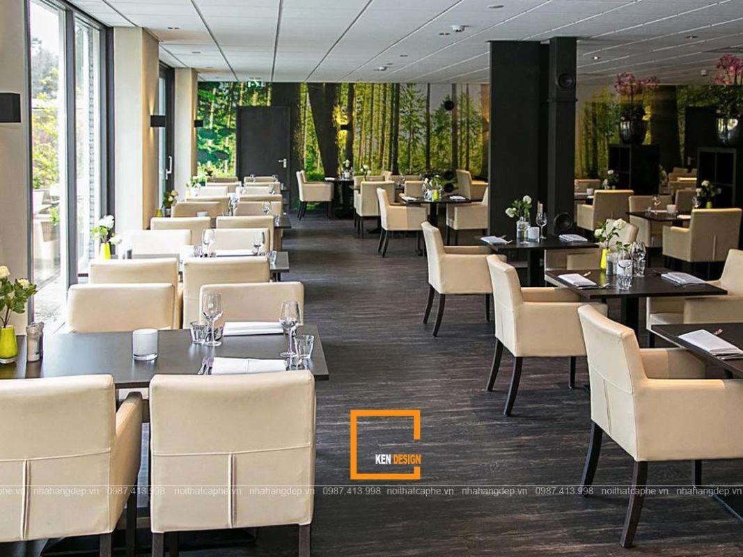thiet ke noi that nha hang khach san can dam bao dieu gi 3 1067x800 - Thiết kế nội thất nhà hàng khách sạn cần đảm bảo điều gì?