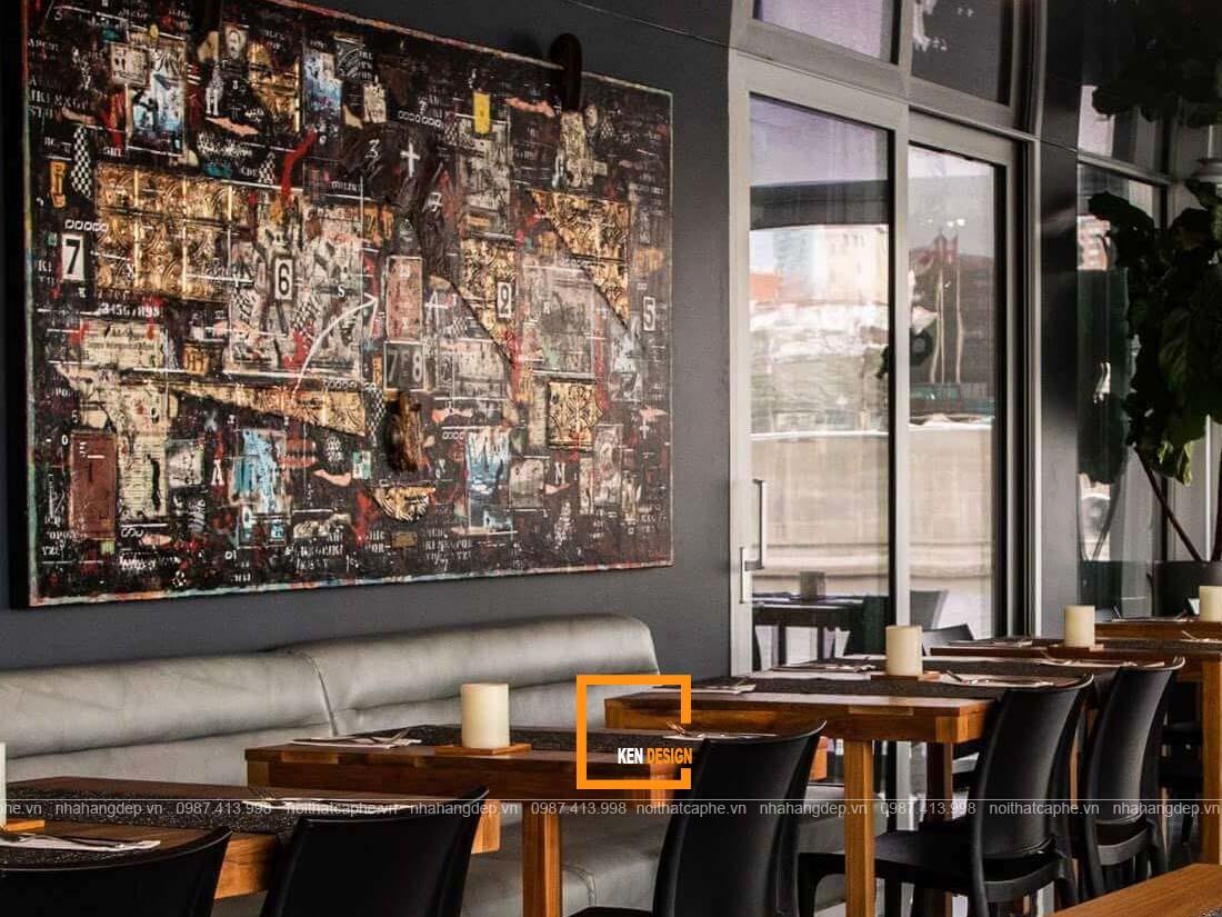 thiet ke thi cong nha hang tron goi phuong an tiet kiem hieu qua 3 - Thiết kế thi công nhà hàng trọn gói - Phương án tiết kiệm hiệu quả