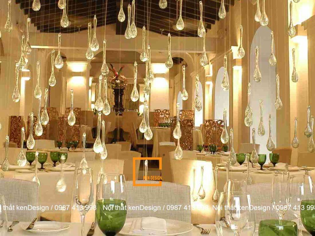 tieu chuan thiet ke nha hang dep can ghi nho 4 1067x800 - Tiêu chuẩn thiết kế nhà hàng đẹp cần ghi nhớ