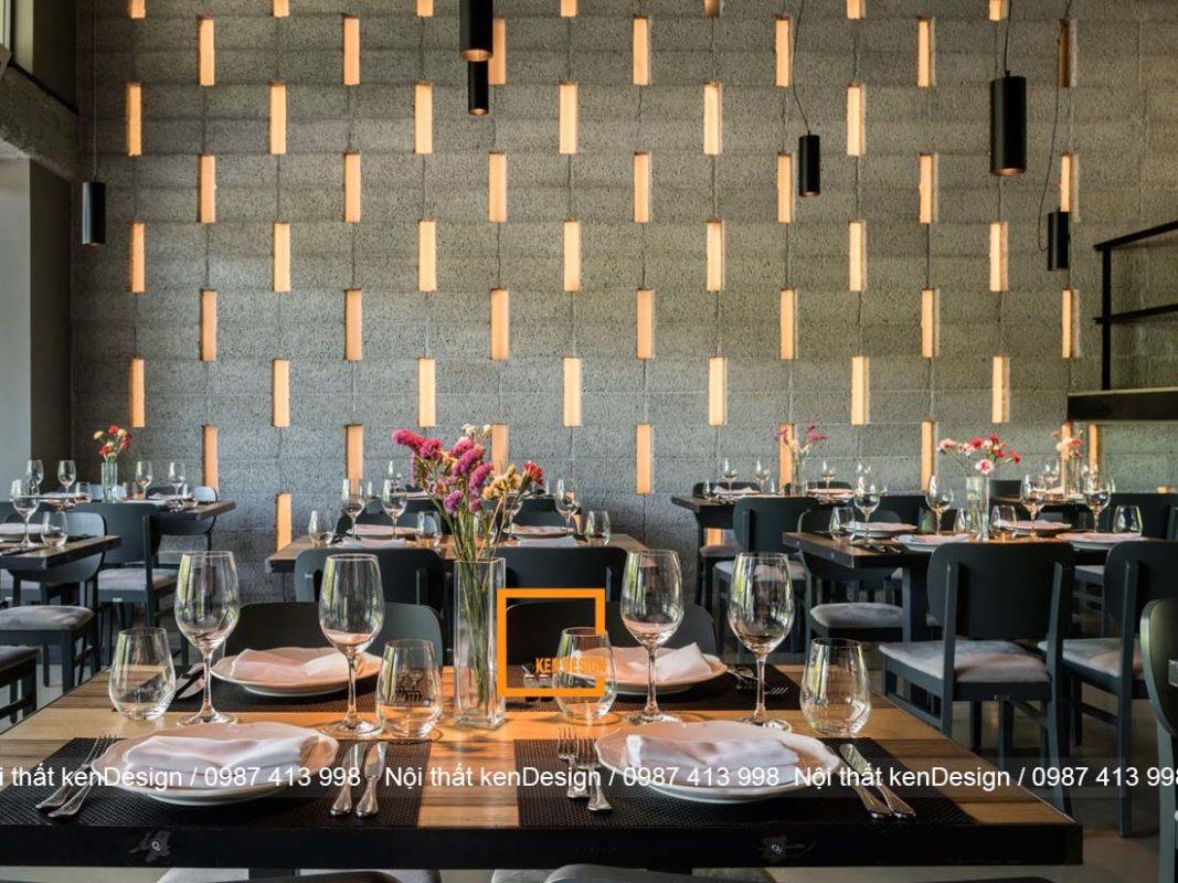 tong hop cach thiet ke nha hang don gian cho moi khong gian 4 1067x800 - Tổng hợp cách thiết kế nhà hàng đơn giản cho mọi không gian