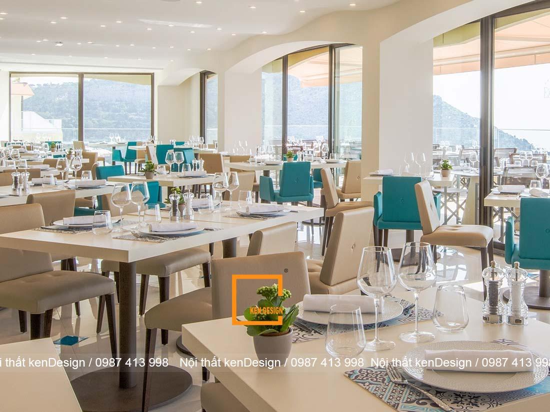 tong hop nhung sai lam pho bien khi thiet ke nha hang an uong 3 - Tổng hợp những sai lầm phổ biến khi thiết kế nhà hàng ăn uống
