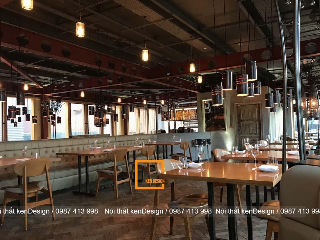 tong hop nhung sai lam pho bien khi thiet ke nha hang an uong 4 - Tổng hợp những sai lầm phổ biến khi thiết kế nhà hàng ăn uống