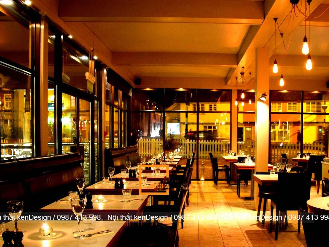 tong hop nhung sai lam pho bien khi thiet ke nha hang an uong 6 - Tổng hợp những sai lầm phổ biến khi thiết kế nhà hàng ăn uống