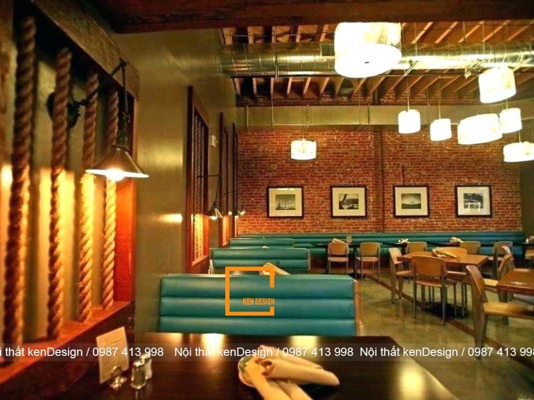 tu van thi cong nha hang cho khong gian dep thu hut 4 1067x800 - Tư vấn thi công nhà hàng cho không gian đẹp, thu hút