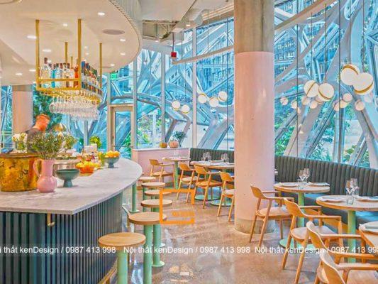 tu van thiet ke nha hang khi ket hop nhieu phong cach 3 533x400 - Tư vấn thiết kế nhà hàng khi kết hợp nhiều phong cách