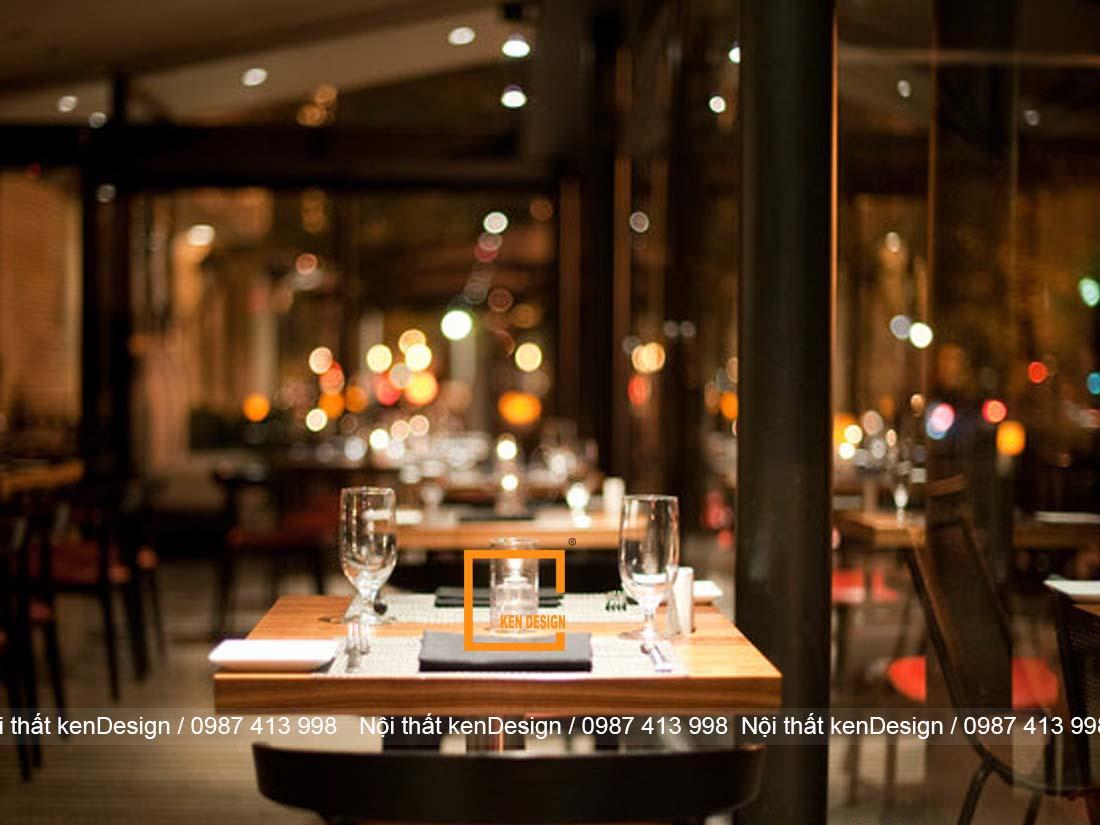 tu van thiet ke thi cong nha hang tron goi phong cach don gian 4 - Tư vấn thiết kế thi công nhà hàng trọn gói phong cách đơn giản