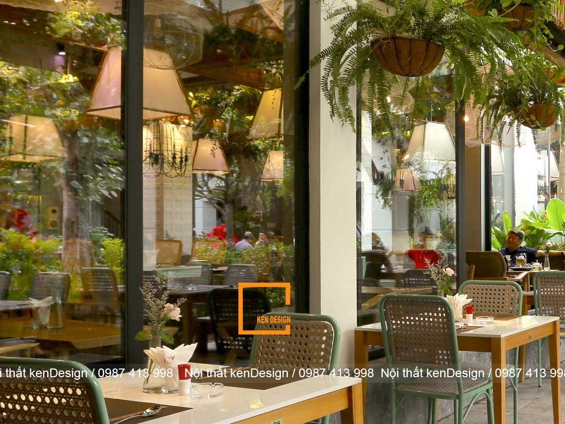 y tuong thiet ke nha hang an uong phong cach nhiet doi 1 - Ý tưởng thiết kế nhà hàng ăn uống phong cách nhiệt đới