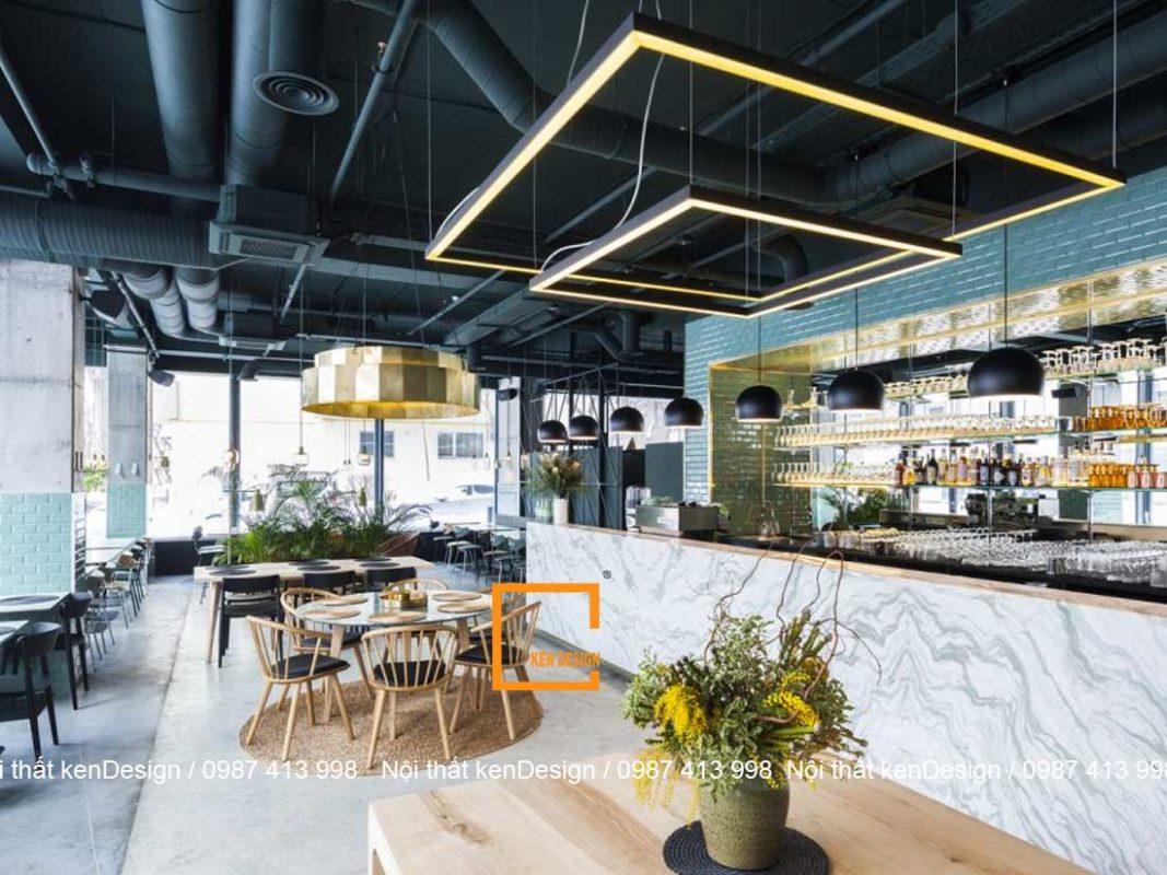 y tuong thiet ke nha hang an uong phong cach nhiet doi 3 1067x800 - Ý tưởng thiết kế nhà hàng ăn uống phong cách nhiệt đới