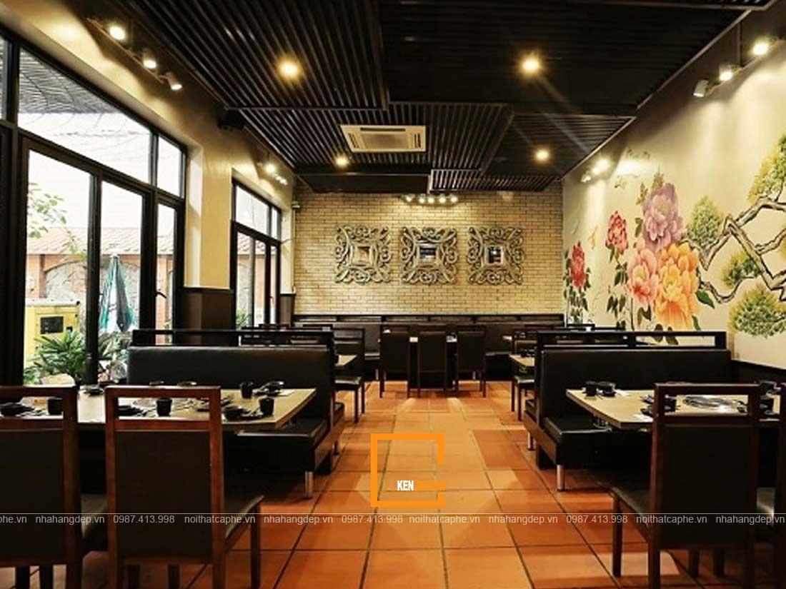 y tuong thiet ke nha hang an uong tai ha noi 1 - Ý tưởng thiết kế nhà hàng ăn uống tại Hà Nội