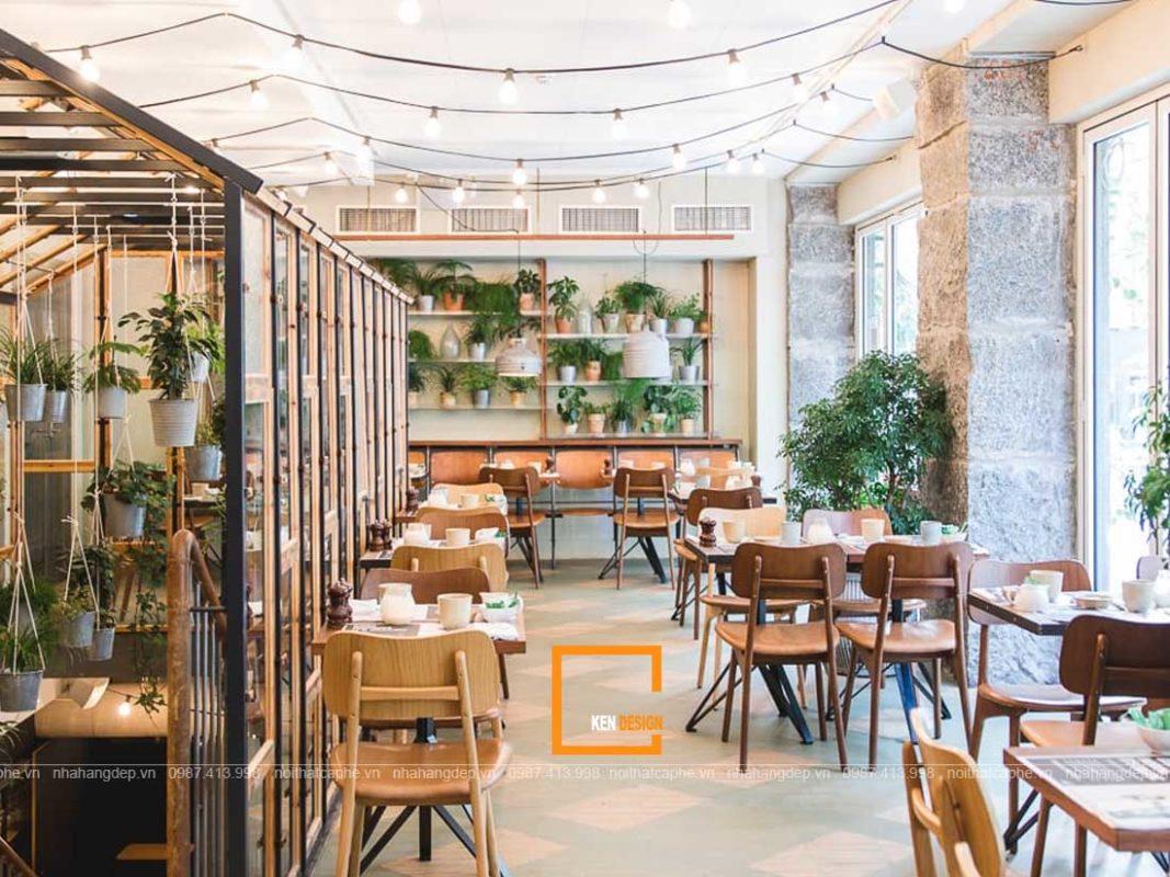 y tuong thiet ke nha hang an uong tai ha noi 3 1067x800 - Ý tưởng thiết kế nhà hàng ăn uống tại Hà Nội