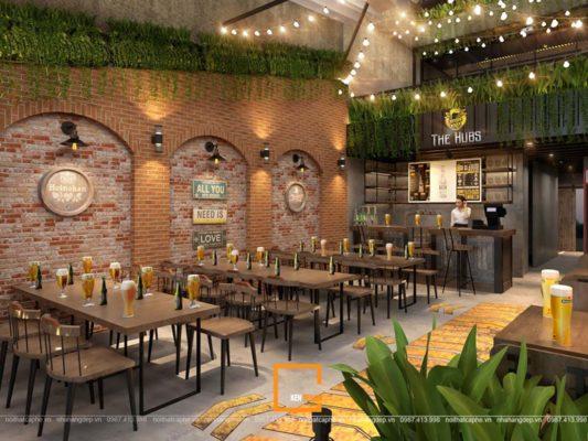 3 buoc thiet ke nha hang tai ha noi nhanh chong hieu qua 4 533x400 - 3 bước thiết kế nhà hàng tại Hà Nội nhanh chóng, hiệu quả