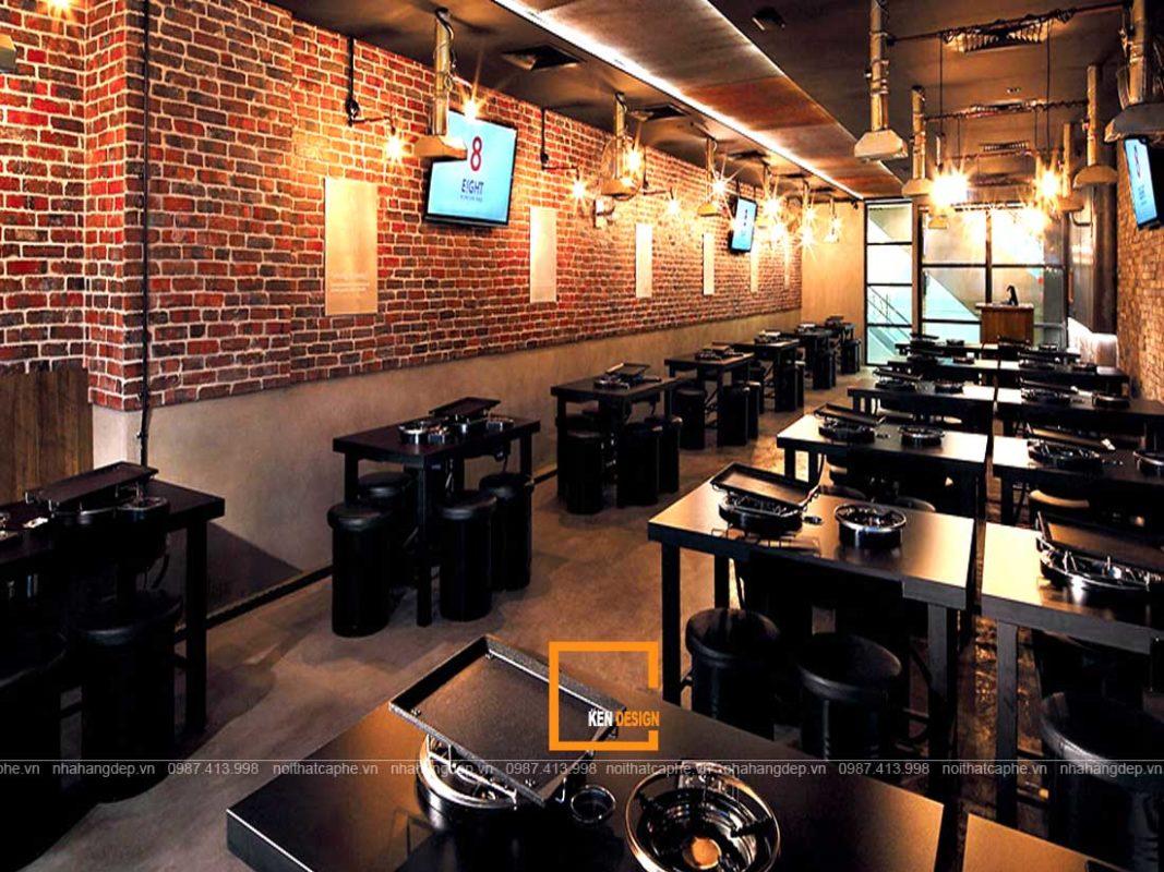 3 diem dang luu y khi thiet ke chuoi nha hang chuyen nghiep 3 1067x800 - 3 điểm đáng lưu ý khi thiết kế chuỗi nhà hàng chuyên nghiệp