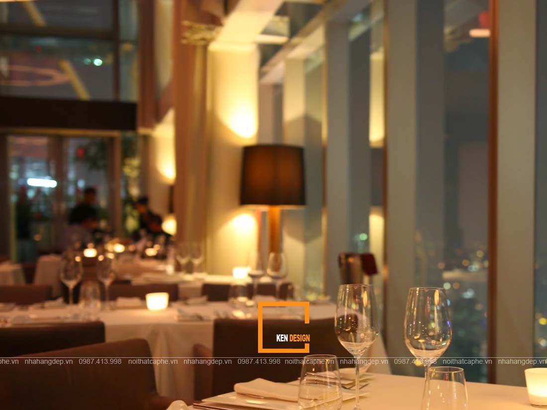 4 yeu to quan trong trong thiet ke nha hang dep 1 - Không nên bỏ lỡ 4 yếu tố quan trọng trong thiết kế nhà hàng đẹp
