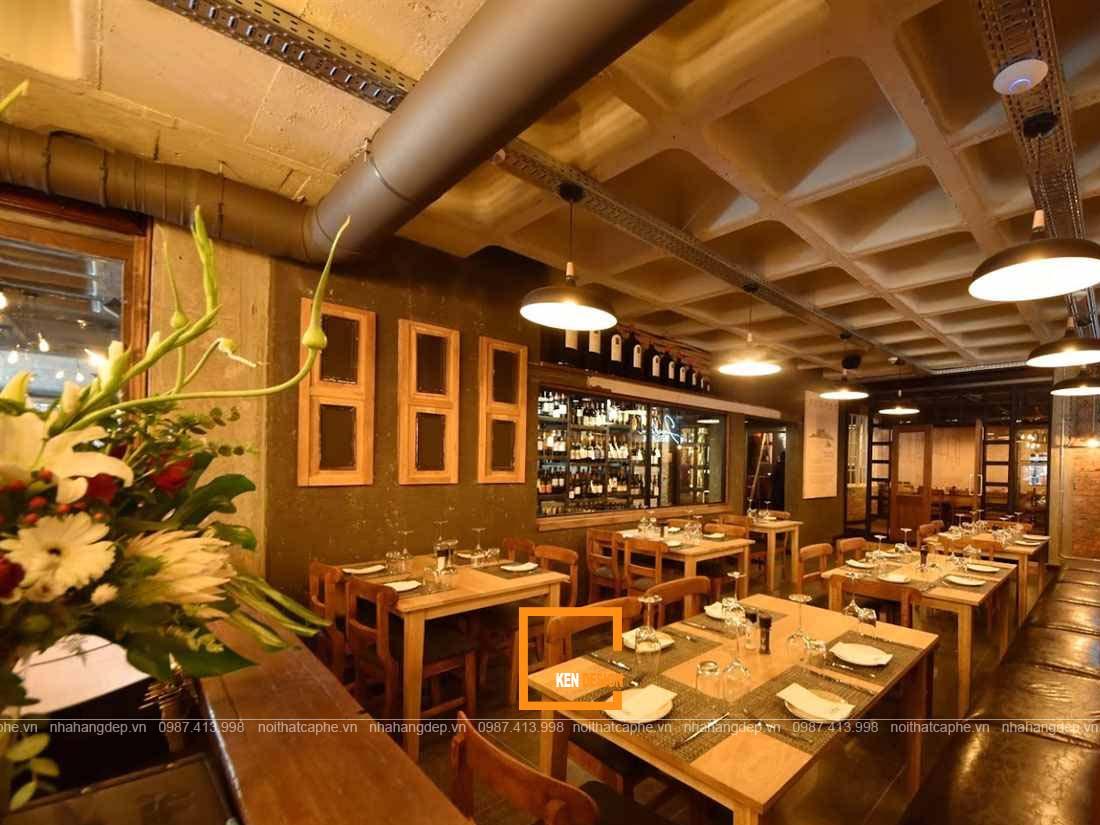 4 yeu to quan trong trong thiet ke nha hang dep 2 - Không nên bỏ lỡ 4 yếu tố quan trọng trong thiết kế nhà hàng đẹp