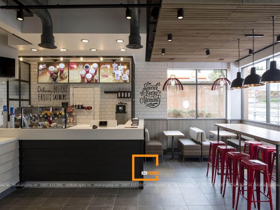 Mau thet ke nha hang 4 - Những mẫu thiết kế nhà hàng đẹp, độc đáo