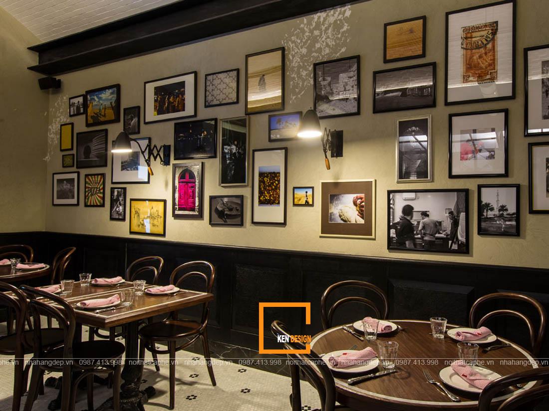 Nhung mau thiet ke nha hang 2 - Những mẫu thiết kế nhà hàng đẹp, độc đáo