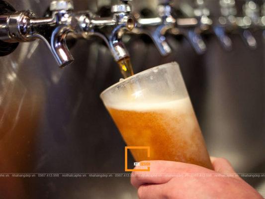 Thiet ke quan beer 1 1 533x400 - Tư vấn thiết kế quán beer ấn tượng