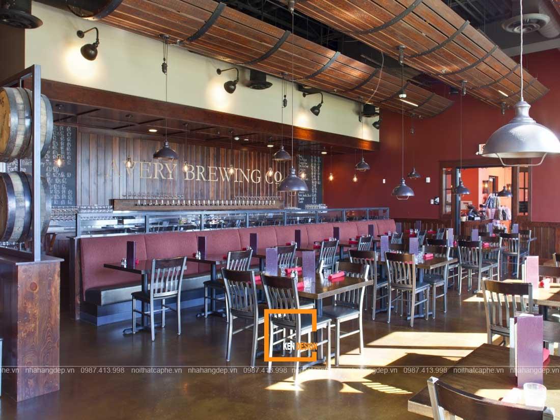 Thiet ke quan beer 3 - Gợi ý các mẫu thiết kế quán bia ấn tượng