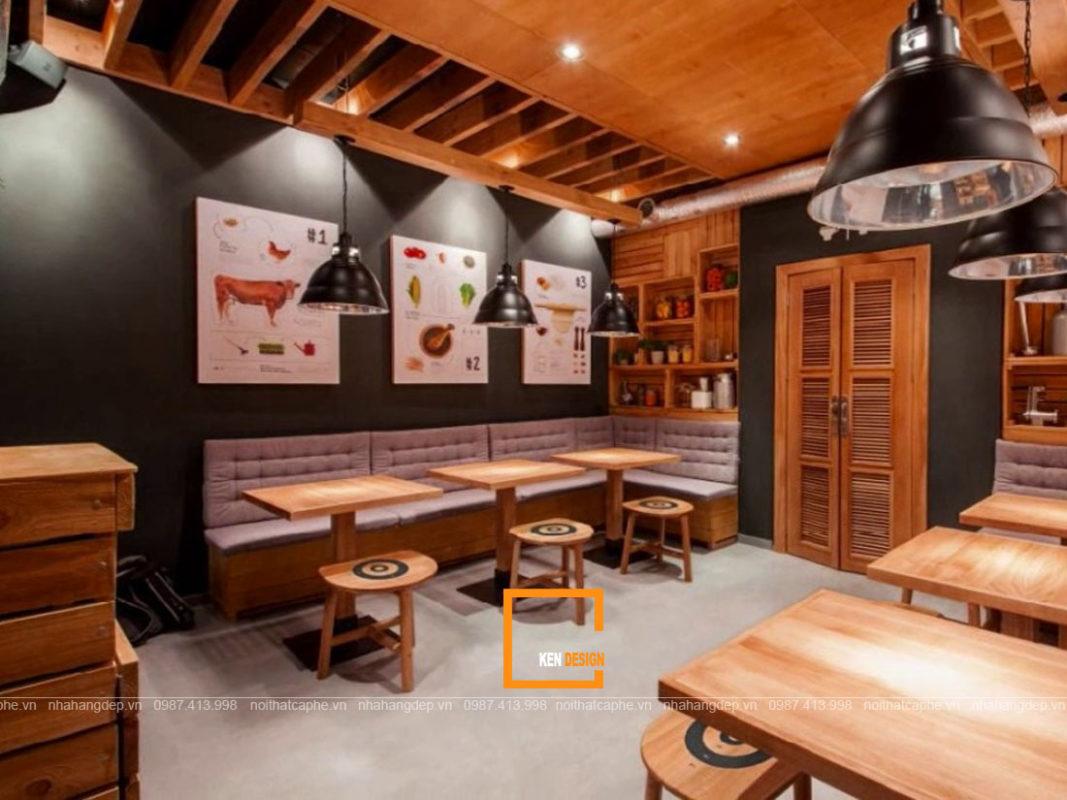 Thiet ke va thi cong nha hang 1 1 1067x800 - Quy trình thiết kế thi công nhà hàng chuyên nghiệp