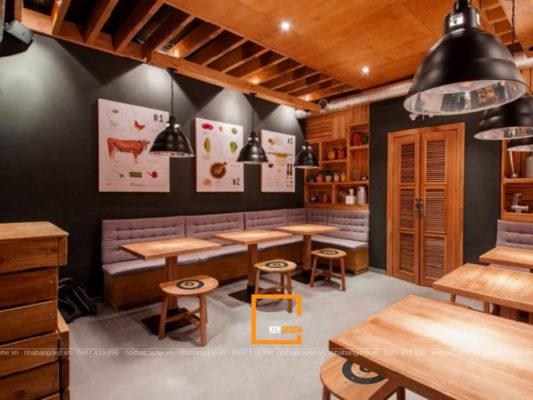 Thiet ke va thi cong nha hang 1 1 533x400 - Quy trình thiết kế thi công nhà hàng chuyên nghiệp