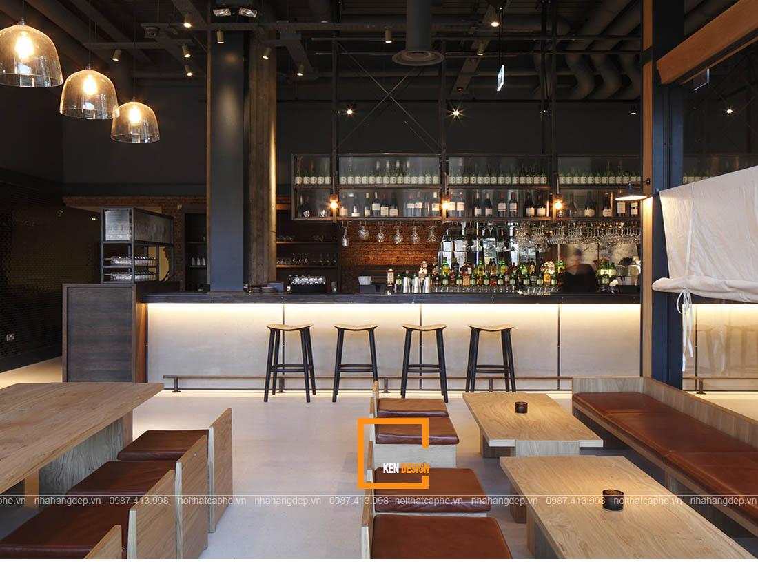 Thiet ke va thi cong nha hang 4 - Quy trình thiết kế thi công nhà hàng chuyên nghiệp