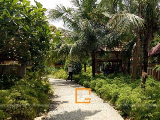 an tuong voi cac cach trang tri trong thiet ke nha hang san vuon 533x400 - Ấn tượng với cách trang trí trong thiết kế nhà hàng sân vườn