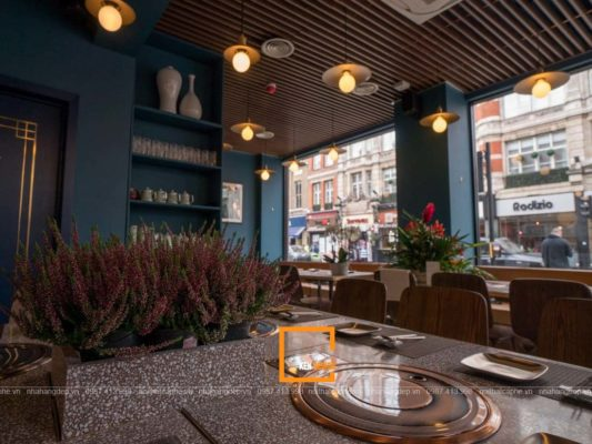 bat mi cach thiet ke nha hang han quoc truyen thong an tuong 3 533x400 - Bật mí cách thiết kế nhà hàng Hàn Quốc truyền thống ấn tượng