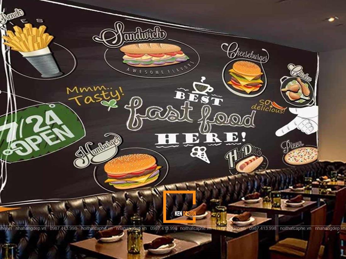 bat mi diem nhan cho thiet ke nha hang an nhanh 2 - Bật mí điểm nhấn cho thiết kế nhà hàng ăn nhanh