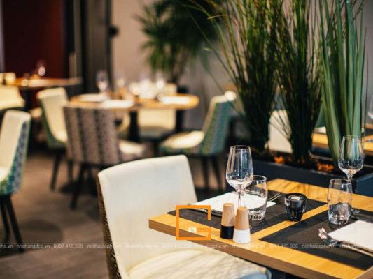 bi quyet thiet ke thi cong nha hang khach san dam bao thanh cong 2 533x400 - Bí quyết thiết kế thi công nhà hàng khách sạn đảm bảo thành công