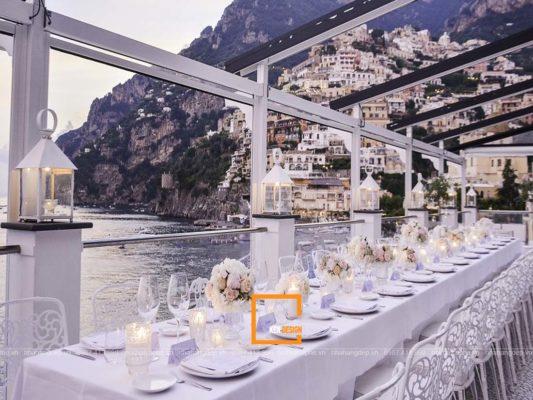 cac phong cach thiet ke nha hang tiec cuoi hot nhat hien nay 2 533x400 - Các phong cách thiết kế nhà hàng tiệc cưới hot nhất hiện nay