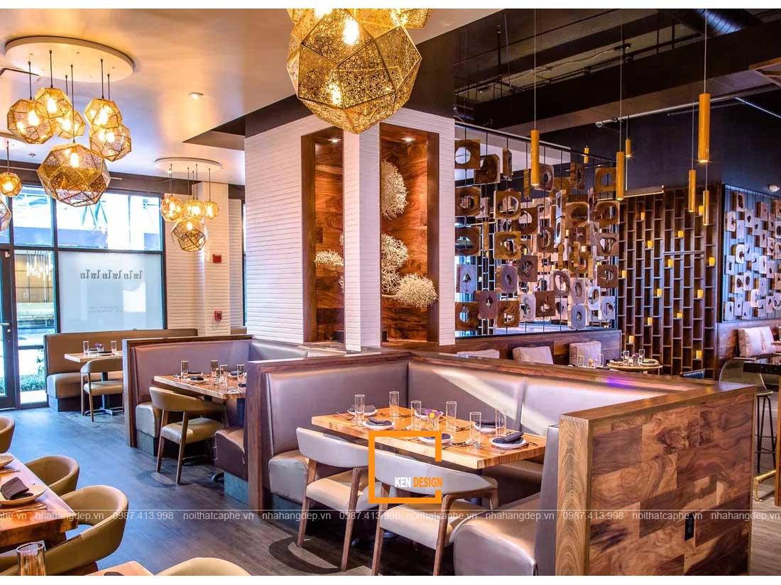 cong ty thiet ke nha hang 2 - Công ty chuyên thiết kế nhà hàng giúp chủ đầu tư những gì?