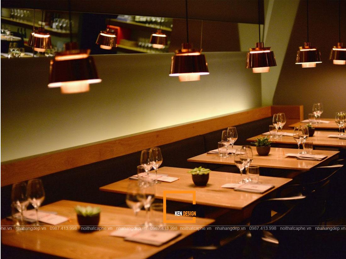 cong ty thiet ke nha hang 3 - Công ty chuyên thiết kế nhà hàng giúp chủ đầu tư những gì?