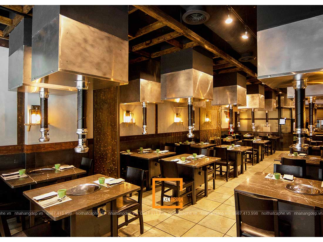 cong ty thiet ke nha hang 5 1 - Công ty chuyên thiết kế nhà hàng giúp chủ đầu tư những gì?