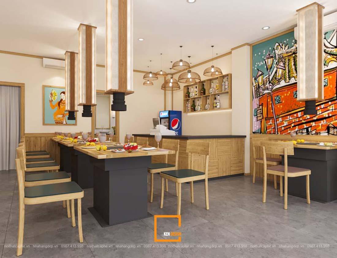 ghi chu loi khuyen thiet ke nha hang lau nuong tu chuyen gia 3 - Ghi chú lời khuyên thiết kế nhà hàng lẩu nướng từ chuyên gia