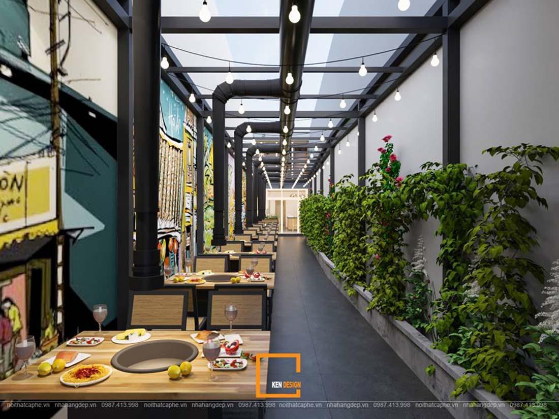ghi chu loi khuyen thiet ke nha hang lau nuong tu chuyen gia 4 - Ghi chú lời khuyên thiết kế nhà hàng lẩu nướng từ chuyên gia