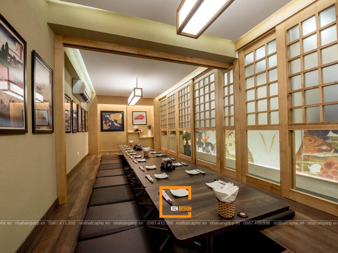 kinh nghiem thiet ke nha hang my cay dam bao cong nang tham my 2 - Kinh nghiệm thiết kế nhà hàng mỳ cay đảm bảo công năng, thẩm mỹ