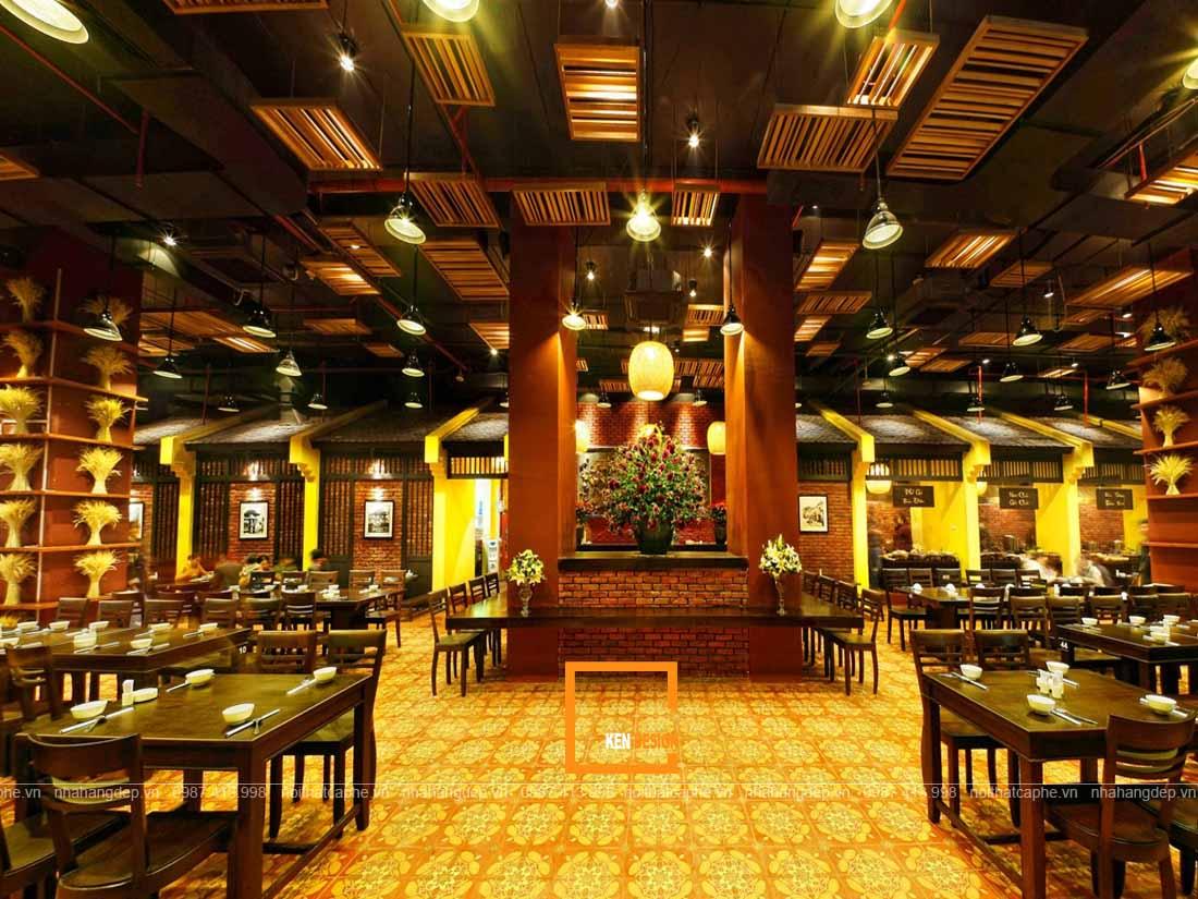 lua chon phong cach trong thiet ke nha hang trung quoc 1 1 - Lựa chọn phong cách trong thiết kế nhà hàng Trung Hoa