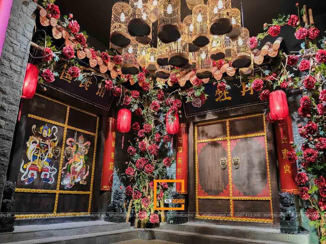lua chon phong cach trong thiet ke nha hang trung quoc 2 1 - Lựa chọn phong cách trong thiết kế nhà hàng Trung Hoa