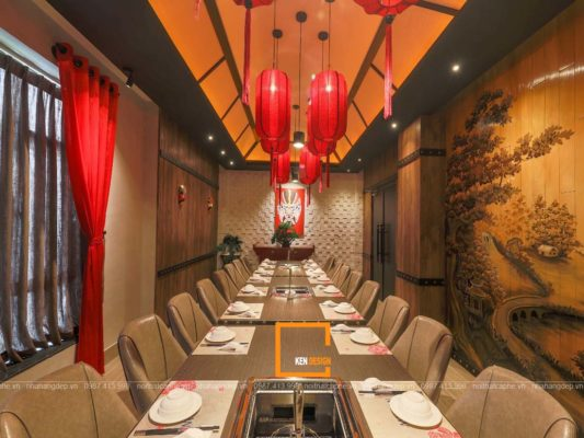 lua chon phong cach trong thiet ke nha hang trung quoc 3 1 533x400 - Lựa chọn phong cách trong thiết kế nhà hàng Trung Hoa