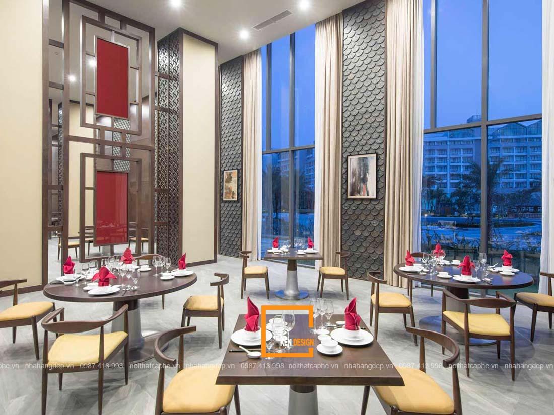 lua chon phong cach trong thiet ke nha hang trung quoc 4 1 - Lựa chọn phong cách trong thiết kế nhà hàng Trung Hoa