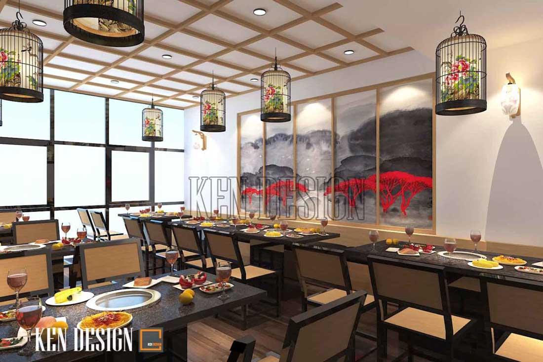 """mot so mo hinh thiet ke nha hang kieu nhat hot nhat hien nay 4 - Một số mô hình thiết kế nhà hàng kiểu Nhật """"hot"""" nhất hiện nay"""