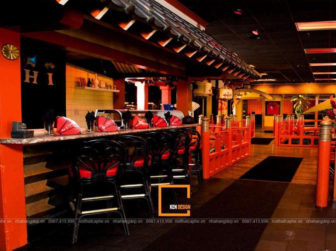 tao suc hut cho thiet ke nha hang nhat ban bang cach 2 1067x800 - Tạo sức hút cho thiết kế nhà hàng Nhật Bản bằng cách