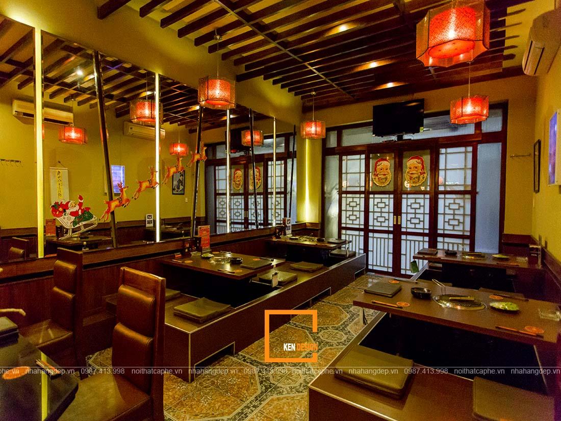 tao suc hut cho thiet ke nha hang nhat ban bang cach 4 - Tạo sức hút cho thiết kế nhà hàng Nhật Bản bằng cách