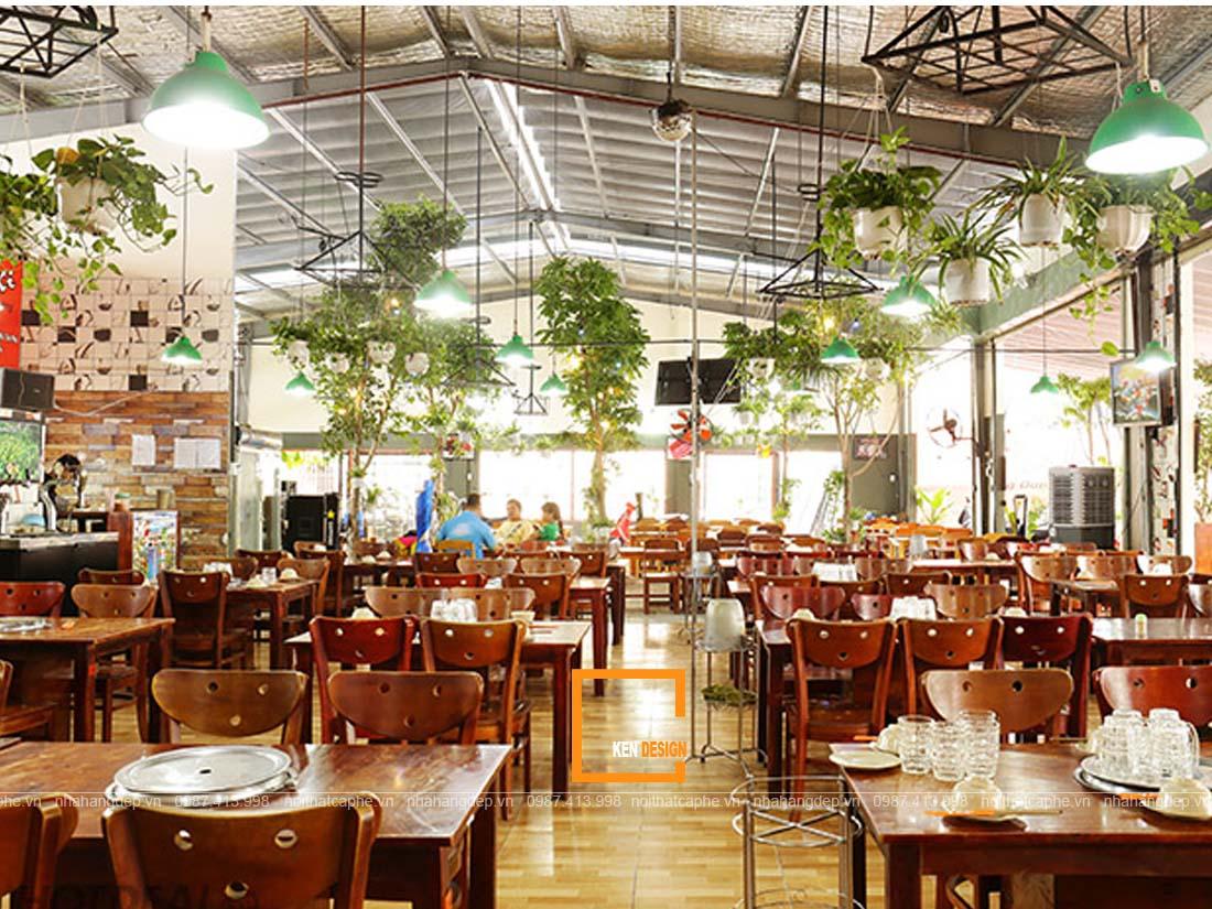 trang tri thiet ke nha hang binh dan nhu the nao cho hieu qua 1 - Trang trí thiết kế nhà hàng bình dân như thế nào cho hiệu quả?