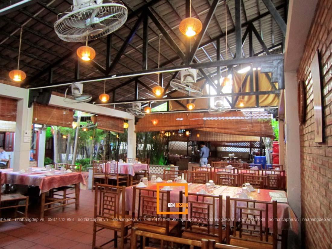 trang tri thiet ke nha hang binh dan nhu the nao cho hieu qua 2 - Trang trí thiết kế nhà hàng bình dân như thế nào cho hiệu quả?