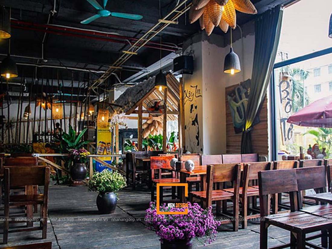 trang tri thiet ke nha hang binh dan nhu the nao cho hieu qua 3 - Trang trí thiết kế nhà hàng bình dân như thế nào cho hiệu quả?