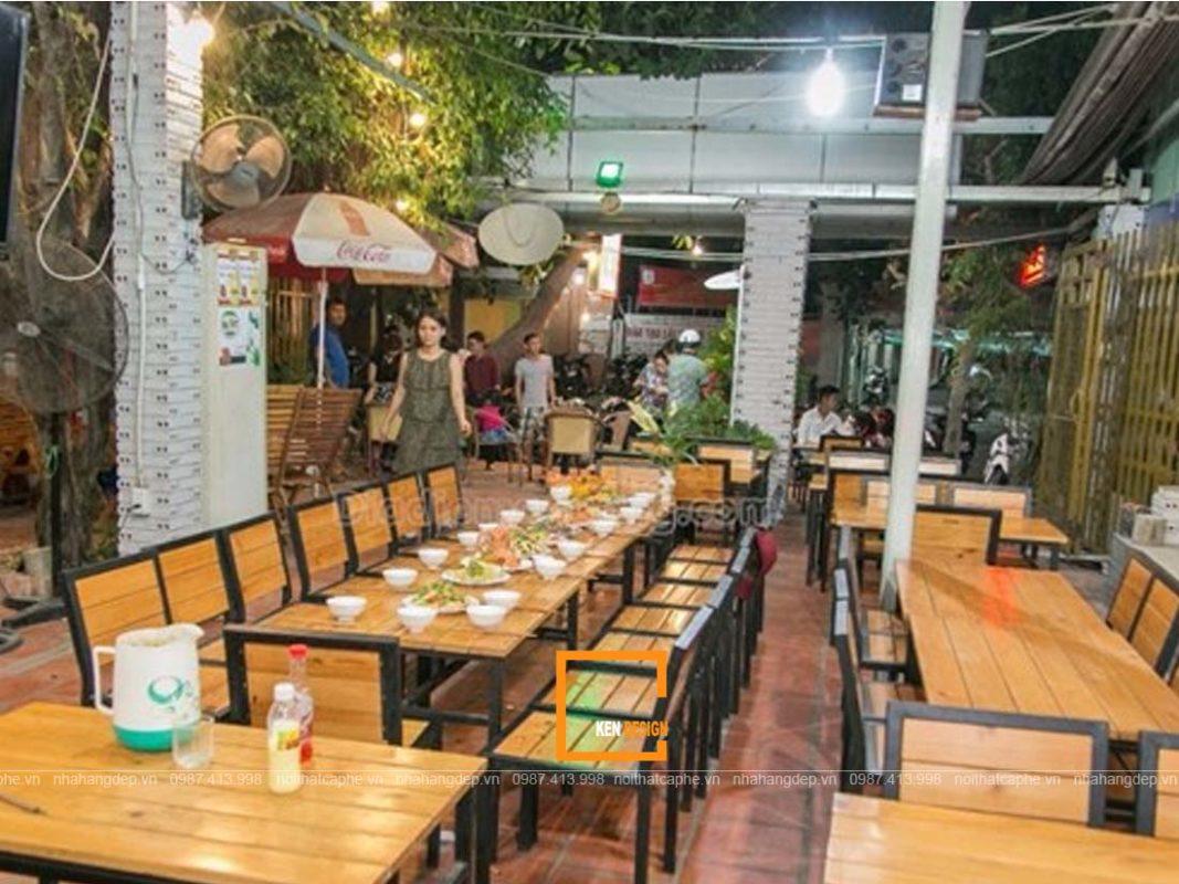 trang tri thiet ke nha hang binh dan nhu the nao cho hieu qua 4 1067x800 - Trang trí thiết kế nhà hàng bình dân như thế nào cho hiệu quả?